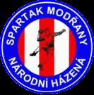 Národní házená TJ Spartak Modřany
